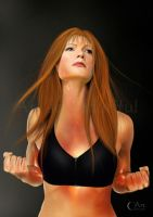 Pepper Potts - Iron Man 3 - Deadly and Sexy 2 by jht888