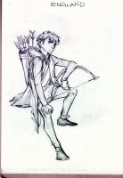APH England sketch by FirelordPie