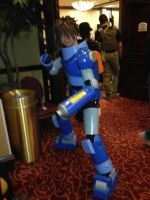 Megaman Legends [Legends live on!] All-Con 2013 by Zero6694