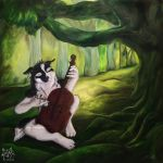 The Spirit Song by LKE-Kola
