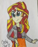 Sunset Shimmer by DaChosta