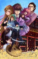 Noragami It's now or never by MistiousStar