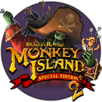 Monkey Island 2 LeChuck's Revenge Special Edition  by POOTERMAN