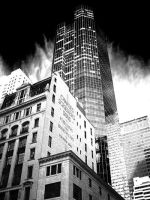 Infared NYC by alex2themacks
