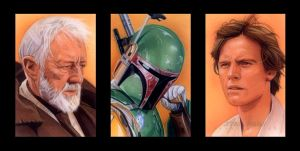 Star Wars Perspectives by roberthendrickson