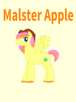 Malster Apple by Kutie192