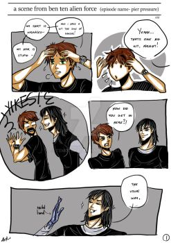 Ben and Kevin PAGE1/3 by temotoka