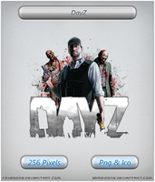 DayZ - ArmA II Mod - Icon by Crussong