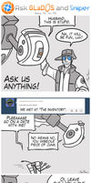 Ask GLaDOS and Sniper - #1 to #5 by TariToons