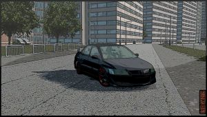 Mitsubishi Evolution 7 LFS RB4 by DjN3oX