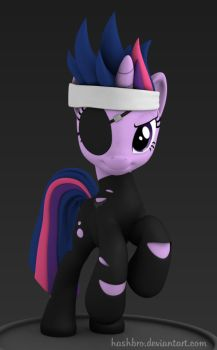 Future Twilight Pose 2 by Hashbro
