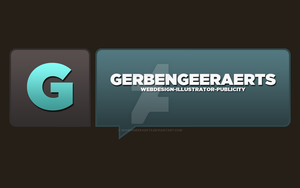 Current logo by gerbengeeraerts
