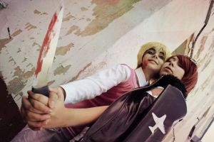 Axis Powers: Hetalia 2P by vlad-simatta