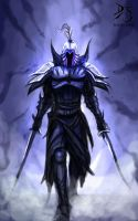 BlackKnight:Seethe Darken by DreadJim