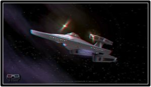 3D Crusader Firing Torpedoes by Enterprise-E