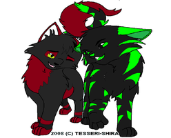 Orion and Schatten 2 by Jib-Jab