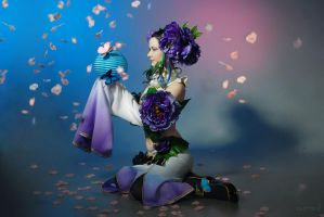 Dance of the flowers by CarambolaG