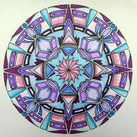 circle card 58 by Lou-in-Canada