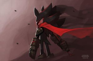 Dark Lord Shadow by RhythmAx