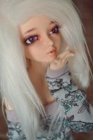 Kissy Face by CorpseDollyxx