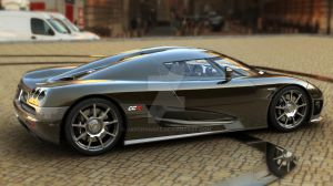 Koenigsegg CCX New2 by Jason Wu by jasonsnake