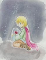 little prince by Shin-Wolf