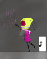Happy Birthday IB style by z32