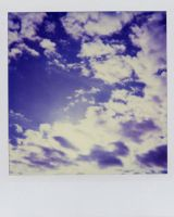polaroid sky by lloydhughes