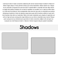 Shadows with CSS by vivienn-art