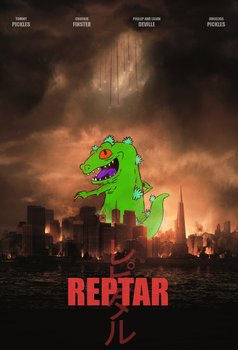 REPTAR by Guilll