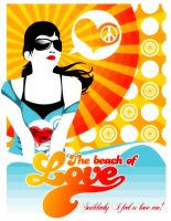 THE BEACH OF LOVE by jaalondon