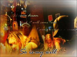And I Will Not Lose by simichrist333