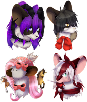 .: Mices Intensifies :. by Cynderen