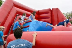 Medway Founder's Day Fun, Bouncy Excitement 7 by Miss-Tbones