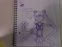 Sailor Moon Time by napacool