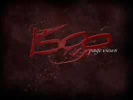 1,500 Page Views by Wolverine080976