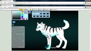 Casell Pup Design by Cintronus