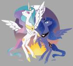 Sun and Moon by thedandmom