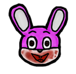 Robbie the Rabbit Head Icon*Free* by EverythingNiwi