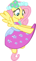 Fluttershy - Oh So Pretty! by Firestorm-CAN