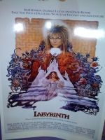 Labyrinth Poster by chaiiro03