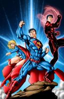 Super Family by grivitt