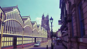 Stockport Town Centre 2 by Xzavier-JP