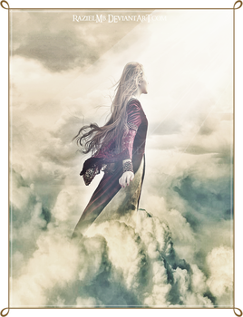 Among the clouds by GeneRazART