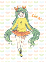 AT: Lime by cheese-drop