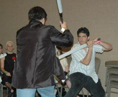Supercon sword fight4 by sonicm15