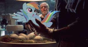 You Bred Ponies? by CapDoodleMcPhotoshop
