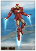 Iron Man by JayWestcott