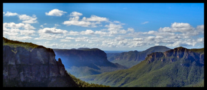 Blue Mountains - Govetts Leap by tezzan