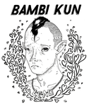 Bambi Kun Volume One Cover by bambikun